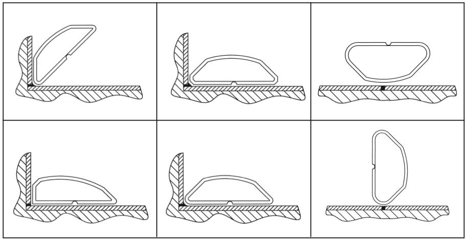 Anleitung für das Bearbeiten von Silikonfugen